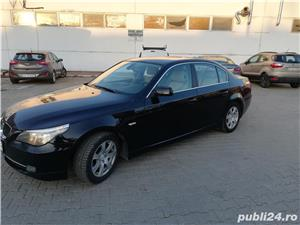 BMW 520 D din 2008 in stare F. BUNA - imagine 2