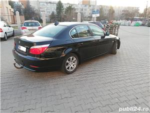 BMW 520 D din 2008 in stare F. BUNA - imagine 6
