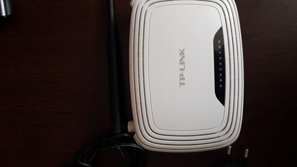 Router wi fi tp link de 150mb/s functionabil. - imagine 1