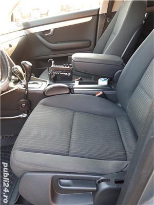 audi a4 automat adaptat pentru pers cu handicap locomotor  - imagine 6