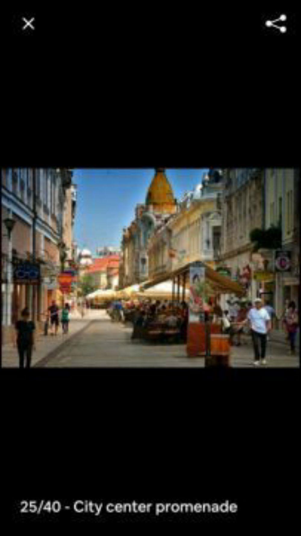 Apartament 1 cameră Central Regim Hotelier Oradea  - imagine 9