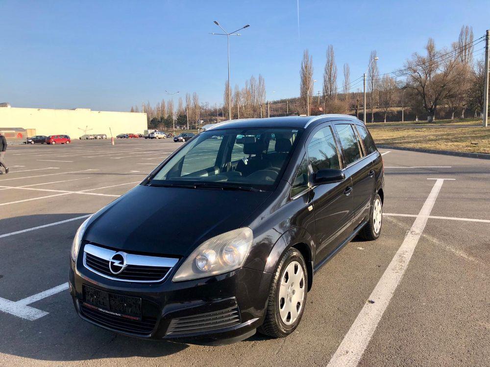 Opel zafira impecabil - imagine 6