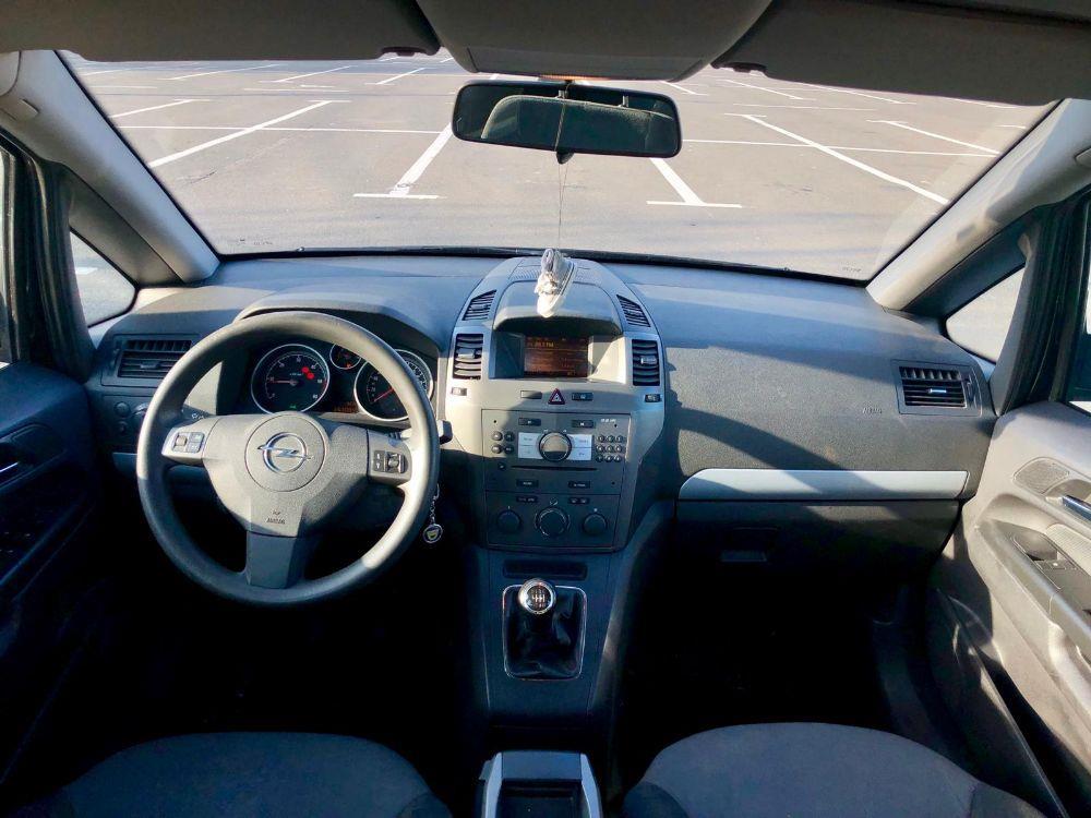 Opel zafira impecabil - imagine 8
