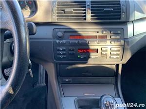 BMW 318I BENZINA 143CP EURO4.Inmatriculat Ro.  - imagine 7