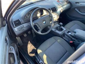 BMW 318I BENZINA 143CP EURO4.Inmatriculat Ro.  - imagine 6