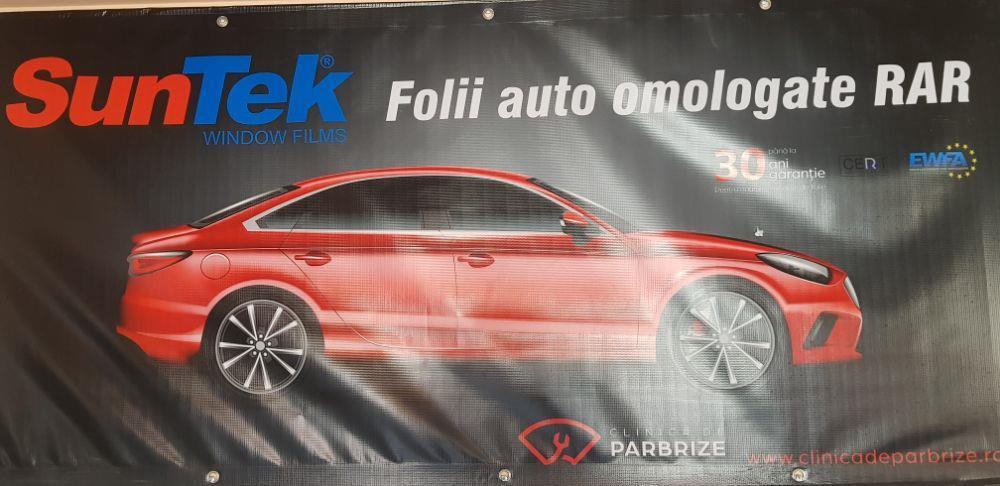 Folie auto autorizată rar - imagine 2