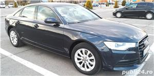Audi A6 quattro s-tronic sedan - imagine 4