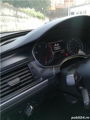 Audi A6 quattro s-tronic sedan - imagine 10