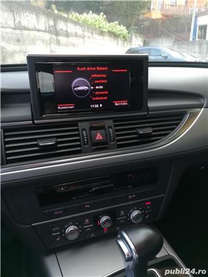 Audi A6 quattro s-tronic sedan - imagine 12