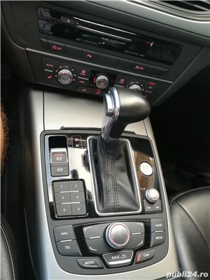 Audi A6 quattro s-tronic sedan - imagine 16