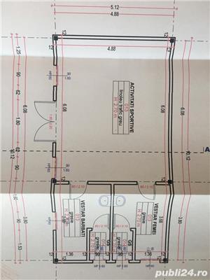 inchiriez teren , spatiu depozitare , platforma betonata , brasov sanpetru - imagine 7