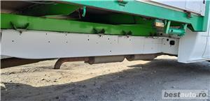 Ford transit PLATFORMA BENA motor 2.4 tdi IMPECABIL - imagine 6