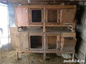 Cușcă pentru iepuri - imagine 1