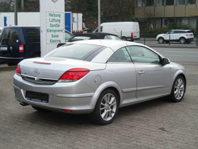 Opel Astra Twin Top 1.9 CDTI *PIELE *150CP *XENON *2008 - imagine 4