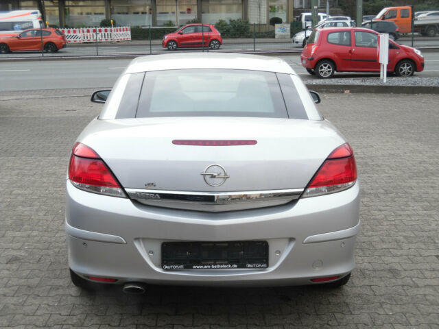 Opel Astra Twin Top 1.9 CDTI *PIELE *150CP *XENON *2008 - imagine 14