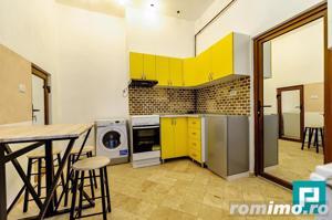Apartament cu două camere în inima orașului. - imagine 3