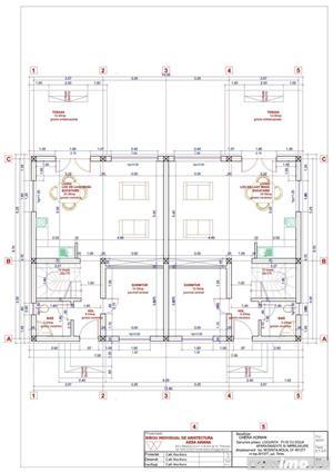 BA031 1/2 Duplex in Chisoda, zona rezidentiala, toate utilitatile - imagine 9