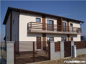 BA031 1/2 Duplex in Chisoda, zona rezidentiala, toate utilitatile - imagine 1