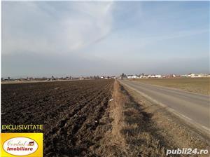 Teren arabil la sosea, Prejmer - imagine 1