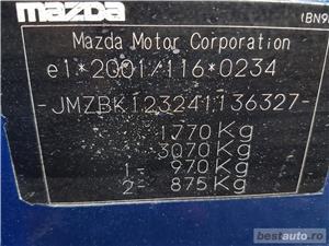 Mazda 3 an:2004 = AVANS 0 % RATE FIXE =  Aprobarea creditului in 2 ore = AUTOHAUS vindem si in Rate - imagine 13