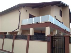 Vând vila tip duplex p+1+m/ eventual schimb cu apartament plus diferenta - zona Metro - imagine 2