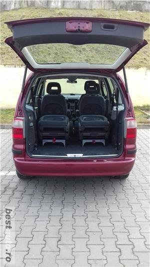 Ford Galaxy Ghia, 6 locuri, CLIMATRONIC, 4 geamuri electrice ... - imagine 5