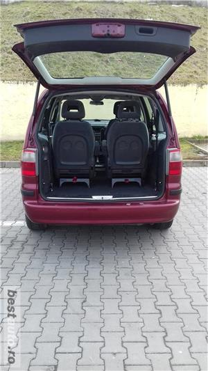 Ford Galaxy Ghia, 6 locuri, CLIMATRONIC, 4 geamuri electrice ... - imagine 4