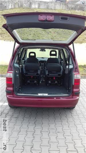 Ford Galaxy Ghia, 6 locuri, CLIMATRONIC, 4 geamuri electrice ... - imagine 6