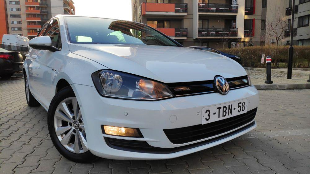 Vw  golf 7/recent import olanda/2014 - imagine 3