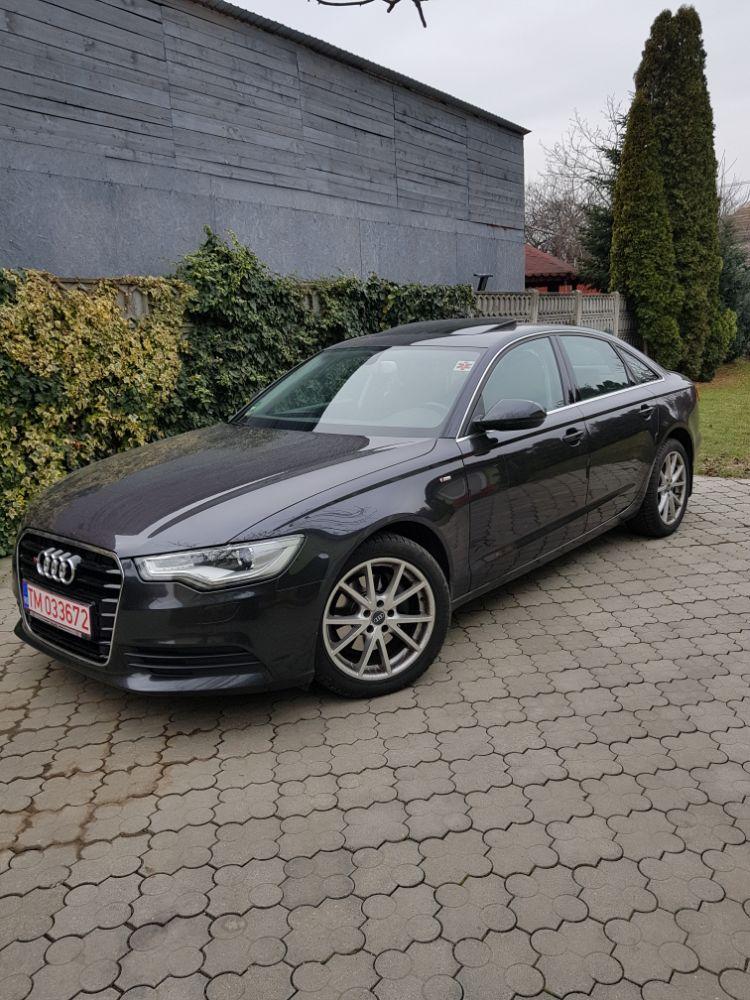 Audi  A6  S-Line 2000cm Diesel - imagine 2