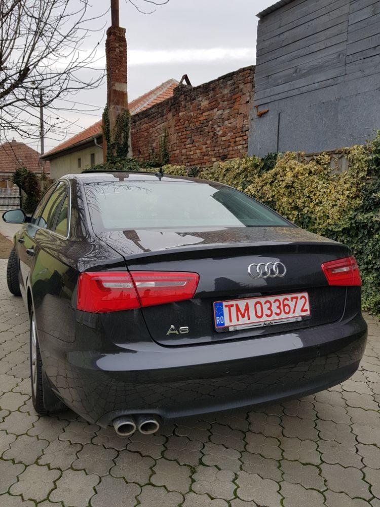 Audi  A6  S-Line 2000cm Diesel - imagine 3