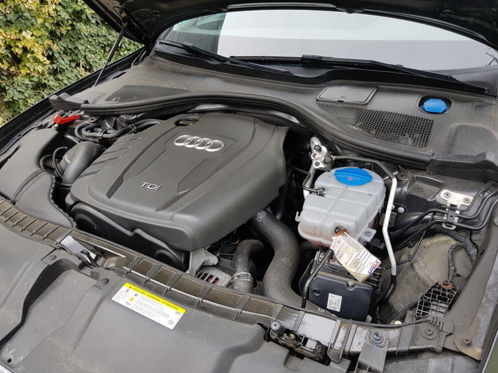 Audi  A6  S-Line 2000cm Diesel - imagine 10