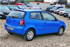 VW POLO - 1.2 benzina - EURO 4 - AN 2006 - vanzare in RATE FIXE cu avans 0%. - imagine 6