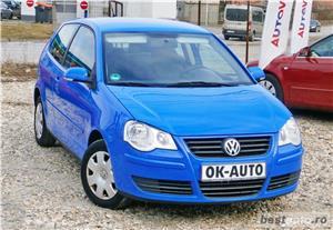 VW POLO - 1.2 benzina - EURO 4 - AN 2006 - vanzare in RATE FIXE cu avans 0%. - imagine 3