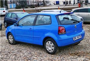 VW POLO - 1.2 benzina - EURO 4 - AN 2006 - vanzare in RATE FIXE cu avans 0%. - imagine 4