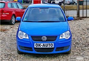 VW POLO - 1.2 benzina - EURO 4 - AN 2006 - vanzare in RATE FIXE cu avans 0%. - imagine 2