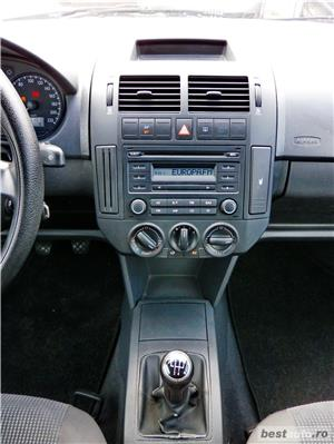 VW POLO - 1.2 benzina - EURO 4 - AN 2006 - vanzare in RATE FIXE cu avans 0%. - imagine 8