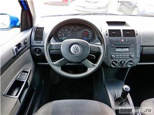 VW POLO - 1.2 benzina - EURO 4 - AN 2006 - vanzare in RATE FIXE cu avans 0%. - imagine 15