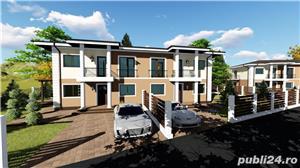 Casa Tip Duplex Valea Adanca, 84000 euro , SISTEM RATE LA DEZVOLTATOR, AVANS 3-40000euro - imagine 2
