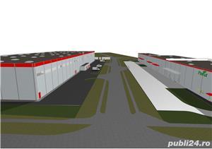 Hala Artemis- Parc Industrial Sanandrei - imagine 2
