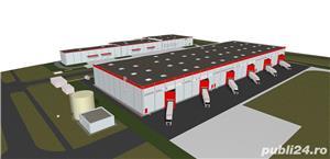 Hala Artemis- Parc Industrial Sanandrei - imagine 1