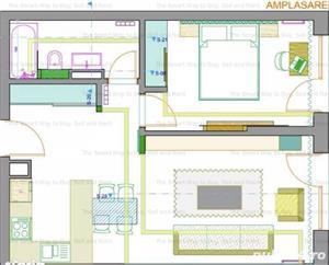Apartament 2 camere NOU Centru Platinia - imagine 9