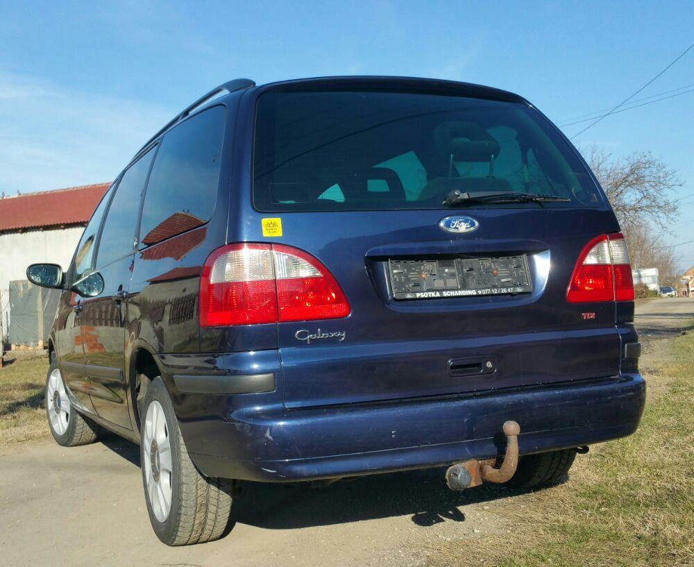 Ford Galaxy 2002 - imagine 3