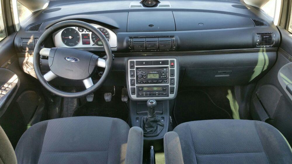Ford Galaxy 2002 - imagine 6