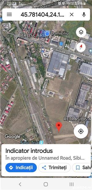 Teren Broscarie Sibiu - zona Est - imagine 3