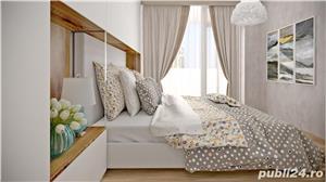 Apartament 2 camere cu logie și dressing în xcity towers - imagine 19