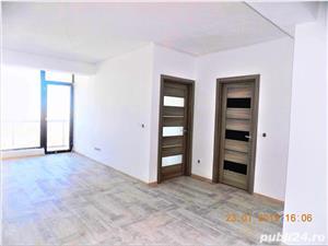 Etaj 1, baie cu geam, apartament 2 camere ieftin. azure residence - imagine 1