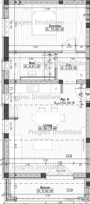 Apartamente cu 2 si 3 camere, intre Timisoara si Giroc – BLOC 2019 - imagine 7
