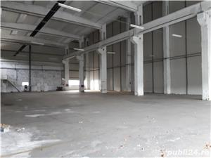 Spatii industriale 220-7500 mp inaltime 6 m aviz ISU in parc industrial acces TIR - imagine 1