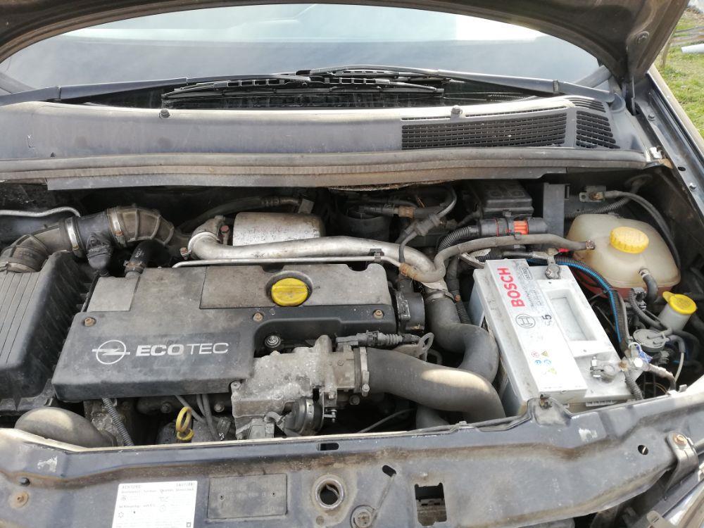 Opel Zafira A 2004 motor 2.0 DTI - imagine 12